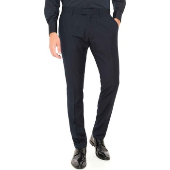 Oblečenie Muži Nohavice Chinos a Carrot Antony Morato MMTR00369 FA600040 Modrá