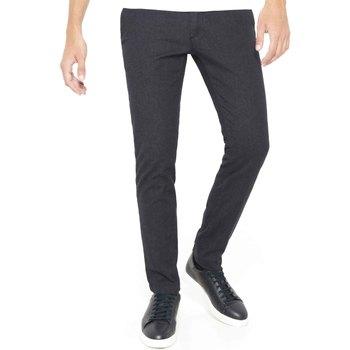 Oblečenie Muži Nohavice Chinos a Carrot Antony Morato MMTR00374 FA850124 čierna