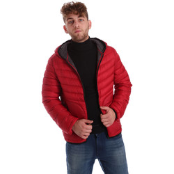 Oblečenie Muži Vyteplené bundy Gaudi 721BU35009 Červená