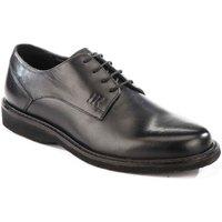 Topánky Muži Derbie Lumberjack SM34304 002 B01 čierna