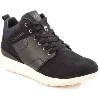 Topánky Muži Členkové tenisky Lumberjack SM34505 002 M20 čierna