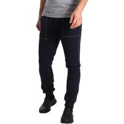 Oblečenie Muži Tepláky a vrchné oblečenie Key Up SF19 0001 Modrá