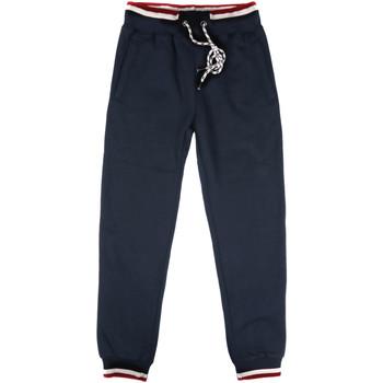 Oblečenie Muži Tepláky a vrchné oblečenie Key Up SF24 0001 Modrá