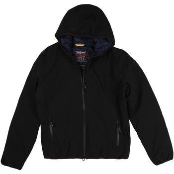 Oblečenie Muži Vyteplené bundy U.S Polo Assn. 43017 51919 čierna