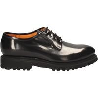 Topánky Muži Derbie Rogers 371-69 čierna