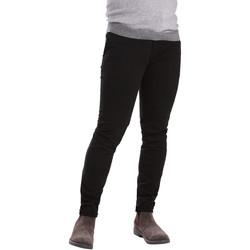 Oblečenie Muži Nohavice Chinos a Carrot Sei3sei PZV21 7275 čierna
