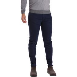 Oblečenie Muži Nohavice päťvreckové Sei3sei PZV17 7257 Modrá