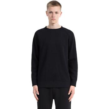 Oblečenie Muži Mikiny Calvin Klein Jeans J30J302268 čierna