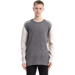 Oblečenie Muži Mikiny Calvin Klein Jeans J30J305475 Šedá