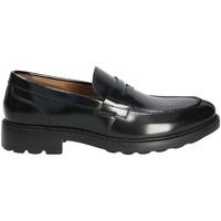 Topánky Muži Mokasíny Maritan G 160582 čierna