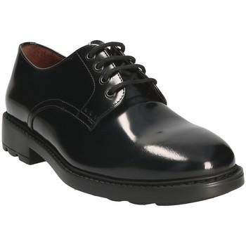 Topánky Muži Derbie Maritan G 111333 čierna