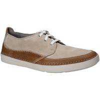 Topánky Muži Nízke tenisky Clarks 132568 Hnedá