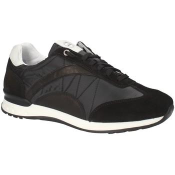 Topánky Muži Nízke tenisky Exton 661 čierna