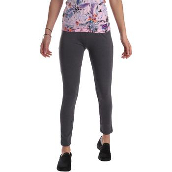 Oblečenie Ženy Legíny Key Up LI22 0001 Šedá