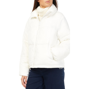 Oblečenie Ženy Vyteplené bundy Gas 255672 Biely