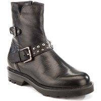 Topánky Ženy Čižmičky Lumberjack SW37101 001 B01 čierna