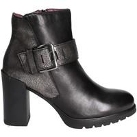 Topánky Ženy Čižmičky Stonefly 109414 čierna