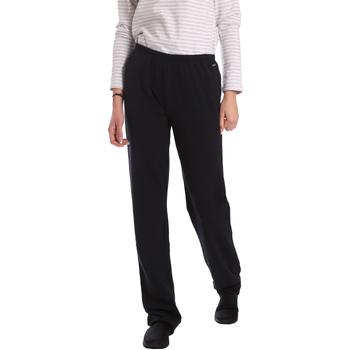 Oblečenie Ženy Padavé nohavice Key Up 549F 0001 čierna