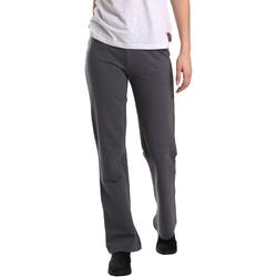 Oblečenie Ženy Padavé nohavice Key Up 549F 0001 Šedá