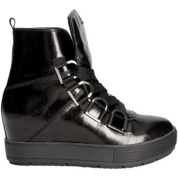 Topánky Ženy Členkové tenisky Fornarina PI18MJ1071I000 čierna