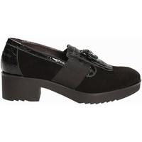 Topánky Ženy Mokasíny Susimoda 875084 čierna