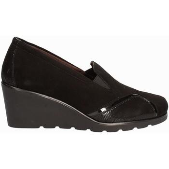 Topánky Ženy Mokasíny Susimoda 872877 čierna