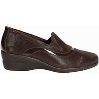 Topánky Ženy Mokasíny Susimoda 871516 Hnedá
