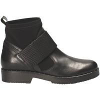 Topánky Ženy Čižmičky Mally 5887D čierna