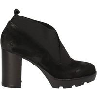 Topánky Ženy Čižmičky Janet Sport 40837 čierna