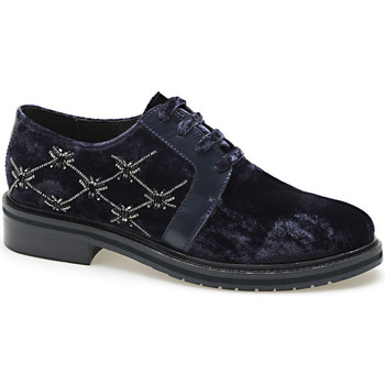 Topánky Ženy Derbie Apepazza CMB03 Modrá