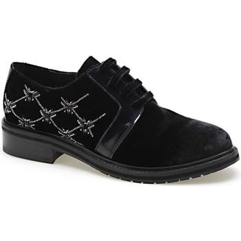 Topánky Ženy Derbie Apepazza CMB03 čierna