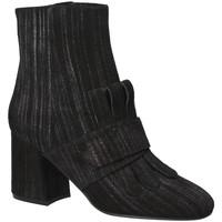 Topánky Ženy Čižmičky Apepazza LTZ02 čierna