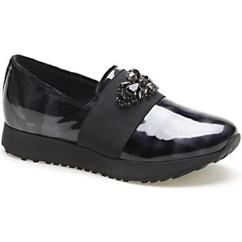 Topánky Ženy Slip-on Apepazza MCT16 čierna