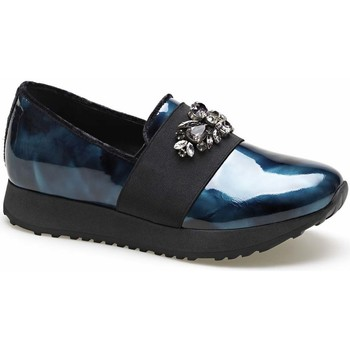 Topánky Ženy Slip-on Apepazza MCT16 Modrá