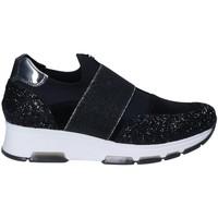 Topánky Ženy Slip-on Keys 7063 čierna