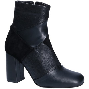 Topánky Ženy Čižmičky Keys 7173 čierna