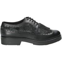 Topánky Ženy Derbie Mally 4665SA čierna