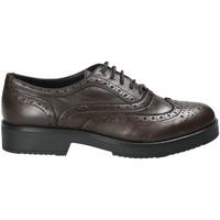 Topánky Ženy Derbie Mally 4704S Hnedá