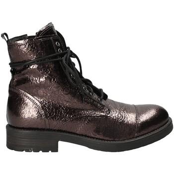 Topánky Ženy Polokozačky Mally 5038 Hnedá
