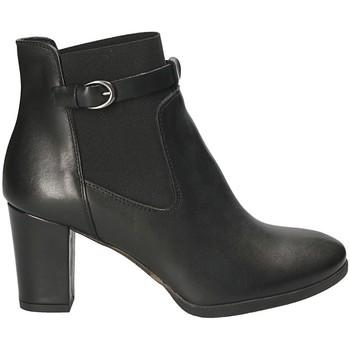 Topánky Ženy Čižmičky Mally 5114 čierna