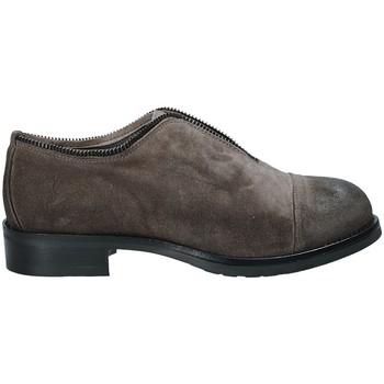 Topánky Ženy Derbie Mally 5523 Šedá