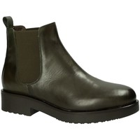 Topánky Ženy Čižmičky Mally 5535J Zelená