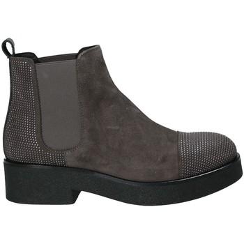 Topánky Ženy Čižmičky Mally 5536 Hnedá