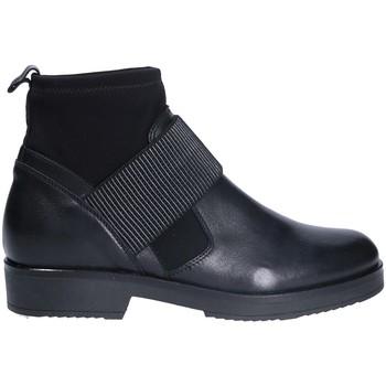 Topánky Ženy Čižmičky Mally 5887 čierna