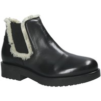 Topánky Ženy Čižmičky Mally 5894 čierna
