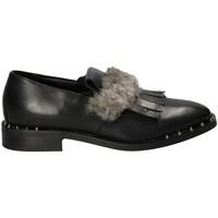 Topánky Ženy Mokasíny Mally 5970 čierna