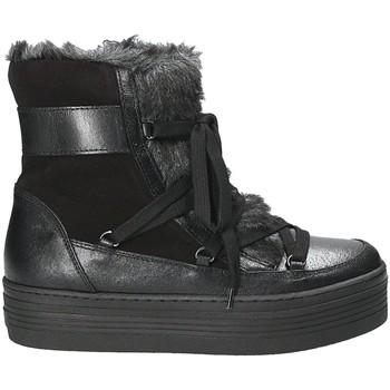 Topánky Ženy Snehule  Mally 5990 čierna