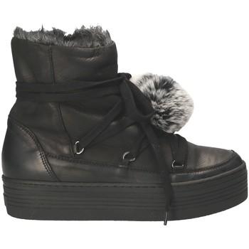 Topánky Ženy Snehule  Mally 5991 čierna
