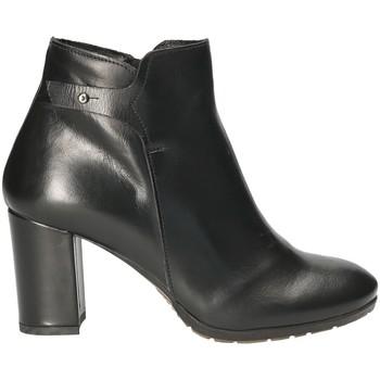 Topánky Ženy Čižmičky Mally 5017S čierna