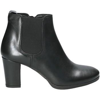 Topánky Ženy Čižmičky Mally 5500K čierna
